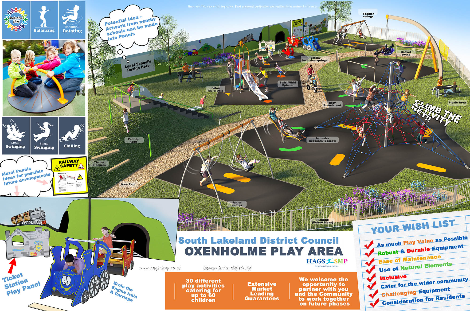 Play Area Development
