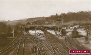 oxenholme junction c1912 oxed