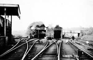 oxenholme shed taken early in 1962 wg