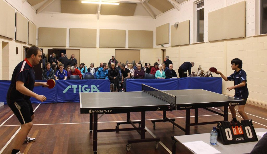 natland & oxenholme table tennis club